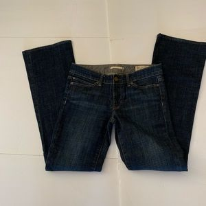 Gap limited edition Boot leg jeans